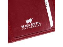 Braun Büffel Querbörse 039 schwarz