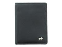 Braun Büffel Kreditkartenetui Golf 2.0 4CS Geldbörse schwarz