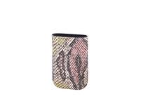Braun Büffel Handy Hülle Kroko rosa
