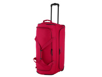 Rada Reisetasche mit Rollen Cloud Duffle L Wheel red/anthracite