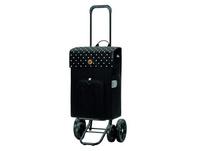 Andersen Einkaufstrolley Quattro Malit schwarz