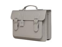 CEEVEE Leather Aktentasche Catchall Business perla