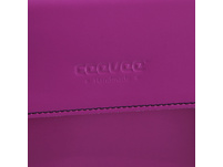 CEEVEE Leather Aktentasche Catchall Business blue