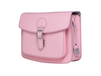 CEEVEE Leather Umhängetasche Catchall II soft pink