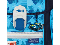 McNeill Schulranzen-Set 4-tlg. McLight Ergo Primero race