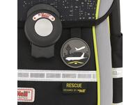 McNeill Schulranzen-Set 4tlg. Ergo Light Pure Rescue