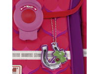 McNeill Schulranzen-Set 4tlg. Mädchen Ergo Light Pure Violet