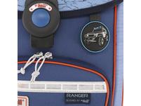 McNeill Schulranzen Set 4-tlg. Ergo Explorer Jungen Ranger