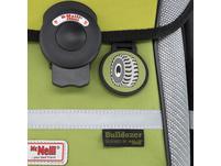 McNeill Schulranzen-Set 4tlg. Ergo Pure flex Bulldozer