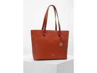 L.Credi Shopper Filippa orange