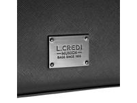L.Credi Kurzgrifftasche 309-5255 schwarz