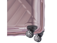 Titan Reisetrolley Shooting Star 4w 77cm rosa
