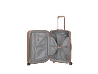 Titan Reisetrolley Barbara Glint 67cm rose metallic
