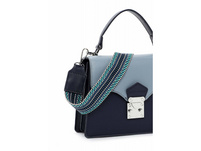 Emily & Noah Kurzgriff Tasche Elsa blue
