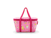 reisenthel Einkaufskorb coolerbag XS abc friends pink