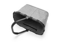 reisenthel Einkaufskorb carrybag 22l twist silver
