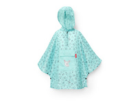 reisenthel Poncho M mini maxi kids cats and dogs mint