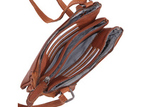 Sattlers & Co. Umhängetasche The Barn Manapi black