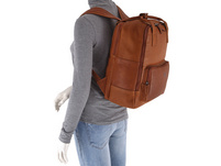 "Sattlers & Co. Laptoprucksack The Barn Mondeo 15"" sandal"