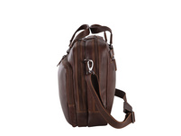 "Sattlers & Co. Laptoptasche The Barn Misterio 15"" black"