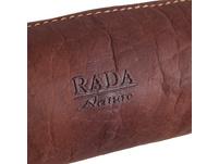 Rada Nature Schlampermäppchen P/1 schwarz sandal/tan