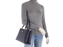 Tommy Hilfiger Kurzgriff Tasche TH Core Med Satchel barbados cherry