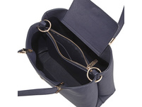 Tommy Hilfiger Kurzgrifftasche TH Core Med Satchel micro chip