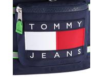 Tommy Jeans Rucksack TJW Heritage black iris/green gecko