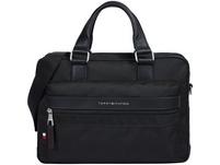 "Tommy Hilfiger Laptoptasche Elevated Nylon Computer Bag 15.6"" black"
