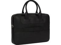 "Tommy Hilfiger Laptoptasche TH Downtown Super Slim Comp Bag 15"" black"