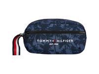 Tommy Hilfiger Kulturbeutel TH Established Washbag desert sky/palm print