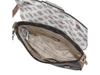 Guess Umhängetasche Brightside Shoulder Bag peony logo multi