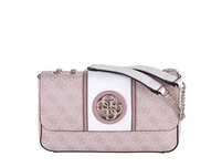 Guess Abendtasche Open Road Convertible XBody Flap blush