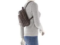Guess Damenrucksack Manhattan Small Backpack brown