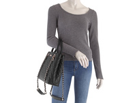 Guess Kurzgriff Tasche Illy grey