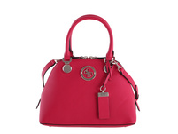 Guess Kurzgrifftasche Landon Small Dome Satchel red