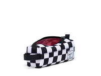 Herschel Schlampermäppchen Settlement Case checker black/white