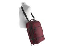 Rada Reisetasche RS51 Voyager Backpack Cabin Size bordeaux 2tone cognac