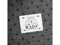Rada Rucksack RS/3 39l grey dots