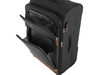 Rada Reisetrolley Rainbow T1/75 cm anthra 2 tone cognac