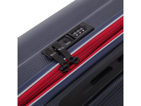 Rada Reisetrolley ABS/13 65cm blau/rot