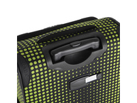 Rada Reisetrolley Rainbow T1/S 55cm lime green dots