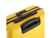 Rada Reisetrolley ABS/13 55cm gelb