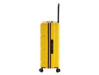 Rada Reisetrolley ABS/13 75cm gelb