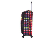 Rada Reisetrolley Rainbow T1/S 77cm multicolor check