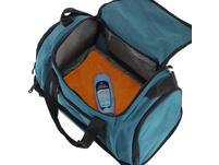Rada Reisetasche RT41/Rainbow/Duffle Sportsbag petrol 2tone cognac