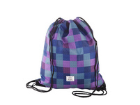 Rada Turnbeutel PB/1 purple blue/caro