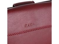 Rada Hochkantbörse B/08 red/multicolor