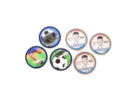 School-Mood Ergänzungsset 6tlg. Patchies fußball