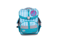 School-Mood Schulranzen-Set 7tlg. Timeless Eco Air 23l Emily Meerjungfrau